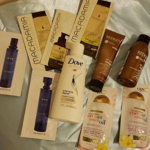 Hair Care Samples Bundle 2